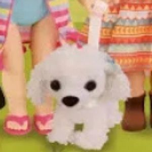 Milo Poodle Plush Dog City Pals Dolls Maya Miami